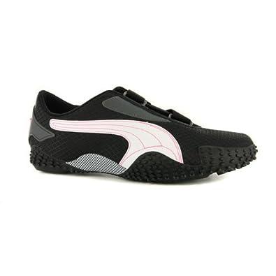 Puma Mostro Ripstop Schwarz Weiß Damen Sneaker EUR 41