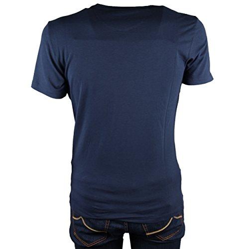 Woolrich shirt Indigo mood Uomo 3731b B Viola T r45wqAUr