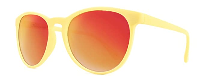 Gafas de sol Knockaround Cream / Red Sunset Mai Tais: Amazon ...