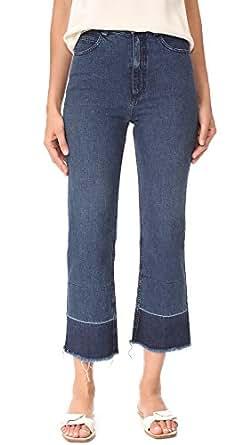 Rachel Comey Women's Slim Legion Jeans, Dark Indigo, 0