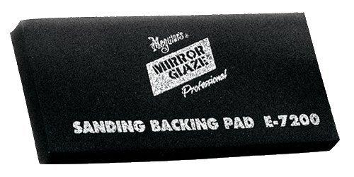 Meguiar's E7200 Mirror Glaze High-Tech Backing Pad, Pack of 10 ()
