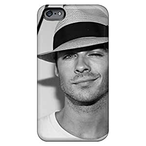 iphone 5c High-definition cell phone carrying cases Hot Fashion Design Cases Covers Dirtshock ian somerhalder ian somerhalder the vampire diaries