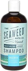 Seaweed Bath Co Moisturizing Argan Shampoo Unscented 12 fl oz (360 ml)