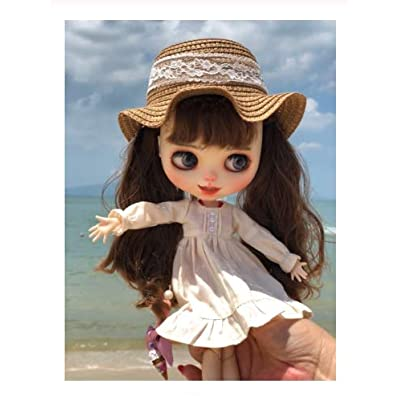 Studio one Beautiful Dress Cloth for Blythe Doll 1/6 bjd 30 cm Doll: Toys & Games