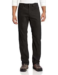Prana Men's Brion 30-Inch Inseam Pant, Charcoal, 28 Inch waist x 30 Inch inseam