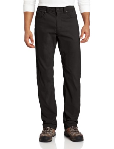 Prana Men's Brion 32-Inch Inseam Pant (Charcoal, 32x32 - inch Inseam)