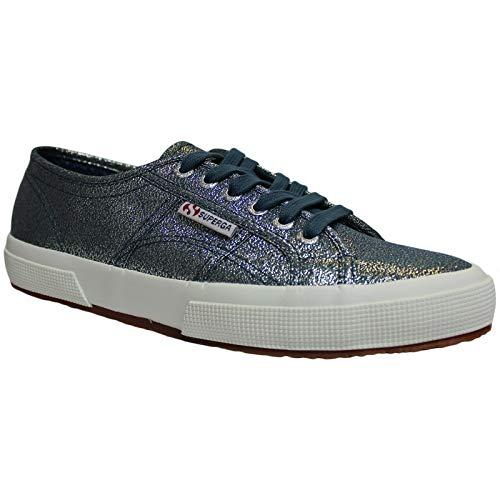 Sneakers Blue Top 2750 Legion Women��s Lamew Superga Low qXxUSWp