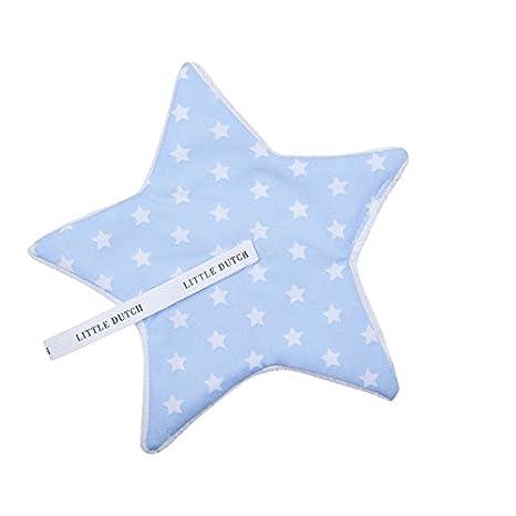 Poco holandesa 3944 Dummy Manta Color Azul Con Estrellas ...