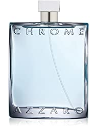 Azzaro Men's Chrome Eau de Toilette Natural Spray, 6.7 Fl Oz