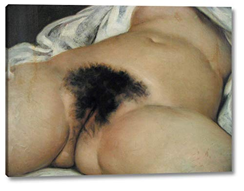 The Origin of The World by Gustave Courbet - 17