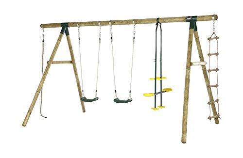 Plum Klettergerüst : Plum products orang utan aktivität swing und klettern set amazon