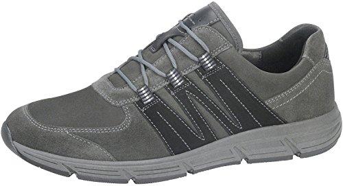 Waldläufer Schnürer Haslo, Farbe: Grau Grau
