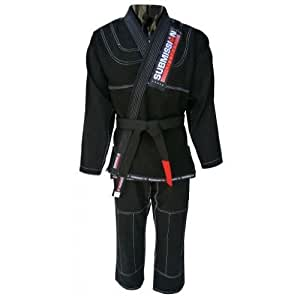 Submission FC Light Jiu Jitsu Gi - Black - A1