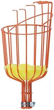 DCDC フルーツピッカーバスケット 果物収穫 高枝用 手に入れ簡単 ガーデニングツール 果物採取 果物取り 果樹用フルーツピッカー 園芸用具