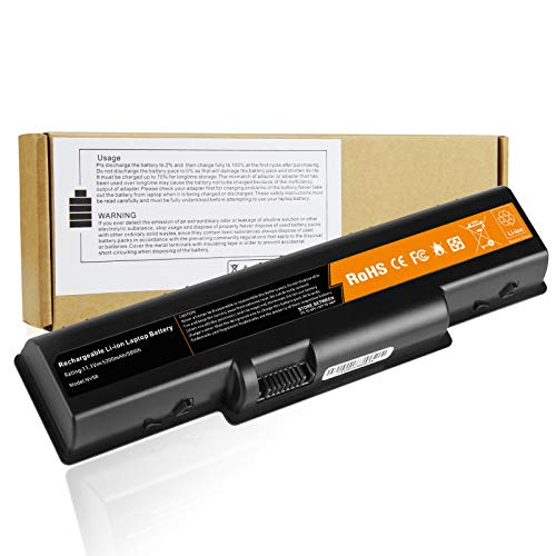 New Laptop Battery for eMachines D520 D525 D725 G430 G525 G625 G627 G630 G725 E430 E525 E527 E625 E627 E630 E725 E727 Series - High Performance Battery