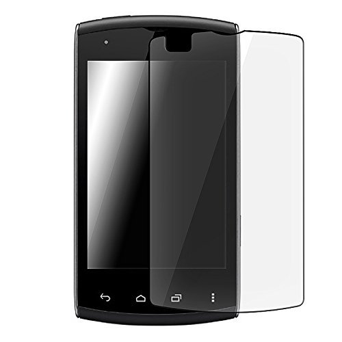 - BC LCD Screen Film Guard Screen Protector for Sprint, Virgin Mobile Kyocera Rise C5155 -Clear