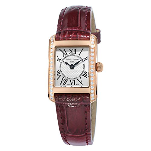 Frederique Constant Geneve New Carree Ladies FC-200MCD14 Wristwatch for women