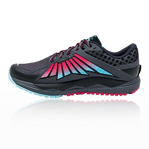 Brooks Caldera, Zapatos Para Correr Mujer Azul