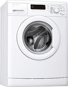 Bauknecht WAK 63 Waschmaschine FL / A+++ / 147 kWh/Jahr / 1400 UpM / 6 kg /...