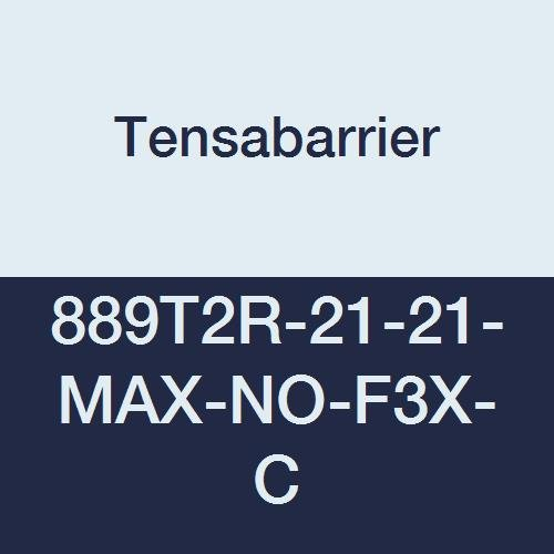 Tensabarrier 889T2R-21-21-MAX-NO-F3X-C Post, 2
