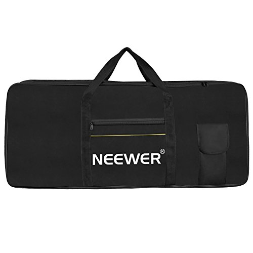Neewer 61 Key Electronic Organ Piano Keyboard Case, Portable
