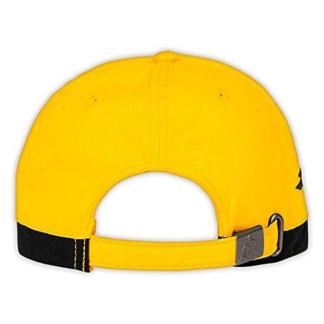Le Coq Sportif Renault Cap Amber Yellow/Black Gorra, Unisex Adulto ...