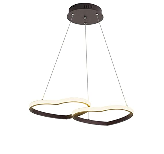 Lámpara colgante LED Mesa de comedor Colgante Lámpara Diseño ...