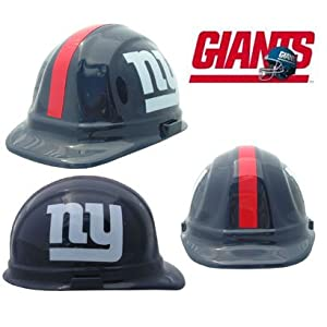 New York Giants Hard Hat | NFL Hard Hats | SportsHardHats.com 2