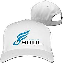 Phila Soul Baseball Hats Hat Fitted Casual Men Caps Women's