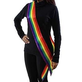 Rainbow écharpe Rainbow