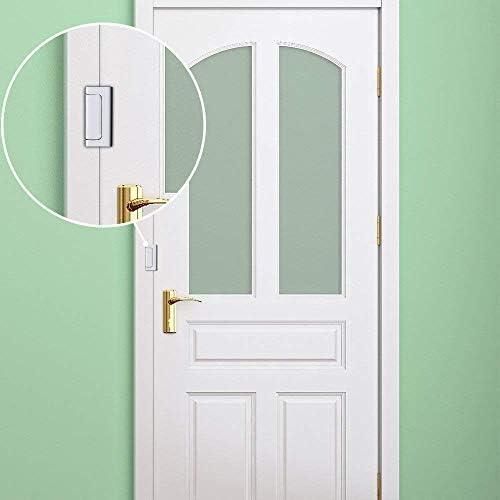 Alamic Home Security Door Lock Childproof Door Reinforcement Lock ...