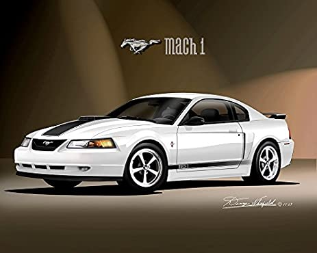 ▷ 2004 Mustang Mach 1 with Flowmaster Super 44 Mufflers - YouTube ...