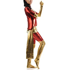 - 41F2 2BODiaWL - Mark Costume X-Men Dark Phoenix Costume for Adults and Kids