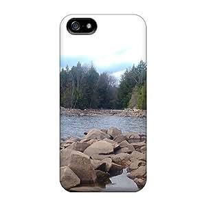 CC WalkingDead ; Low Waters ; Durable iphone 5c Tpu Flexible Soft Case