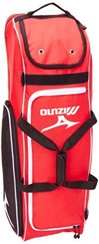 Mizuno Swagger Wheel Bag, 36 x 13 x 12-Inch, (Baseball Roller Bag)