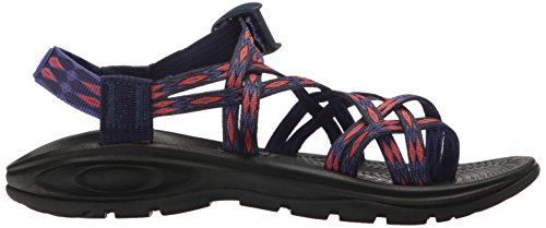 Chaco Kvinders Zvolv X2 Atletisk Sandal Vulkanske Blå mqNpAqa