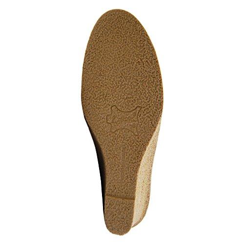 LA AUTENTICA Women's Court Shoes green green 5.5-6 rFk2G9c