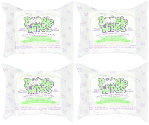 Boogie Wipes Unscented 120 Count product image