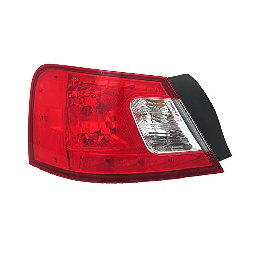 NEW DRIVER SIDE TAIL LIGHT FITS MITSUBISHI GALANT RALLIART DIAMOND 2009-2012 MI2800134 8330A745