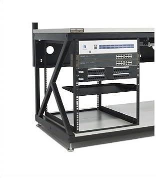 LAN Station Racking System