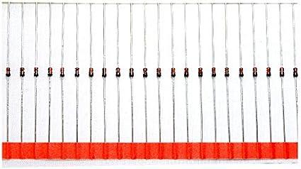 10 diodi universali ad alta velocit/à 1N4148 100 V 200 mA
