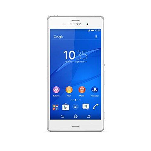Sony Z3 LTE Unlocked White