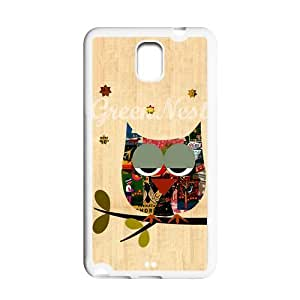 Cute Owl Case for SamsungGalaxy Note3 TPU