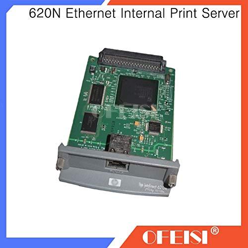 Yoton 95% new Original Yoton 620N J7934A J7964G Ethernet Internal Print Server Network Card for laserjet DesignJet Plotter printer