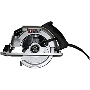 Porter cable 423mag 15 amp 7 14 inch circular saw with blade left porter cable 423mag 15 amp 7 14 inch circular saw with greentooth Choice Image