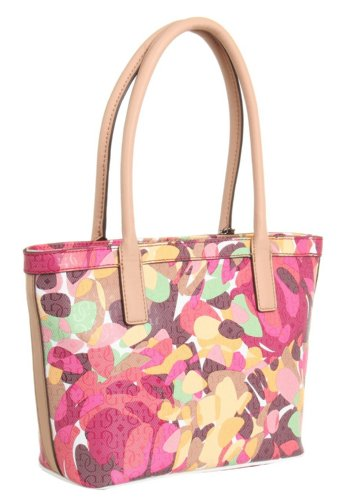 GUESS Airun Multicolor Carryall, PINK MULTI