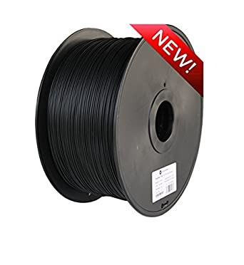 polymaker Polymax Pla 3d impresora filamento True Negro 2,85 mm 3 ...