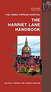The harriet lane handbook: a manual for pediatric house officers.