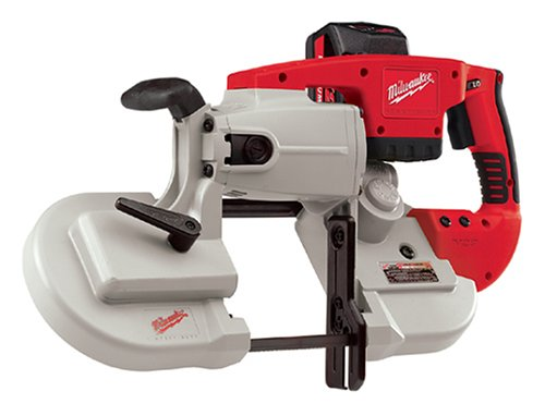 Milwaukee 0729-21 V28 4-3 4-Inch by 4-3 4-Inch Capacity 28-Volt Lithium Cordless 2 Range-Variable Speed Portable Band Saw