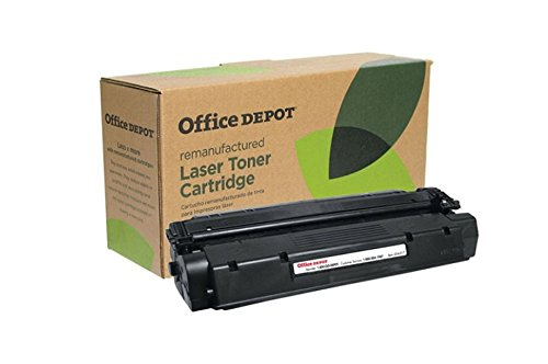 Office Depot remanufactured Black toner cartridge for Canon (Office Depot Fax Toner)